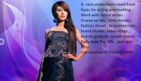 Grace productions need fresh faces for acting and modling,