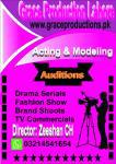 Male female for modelling and acting, lahore
