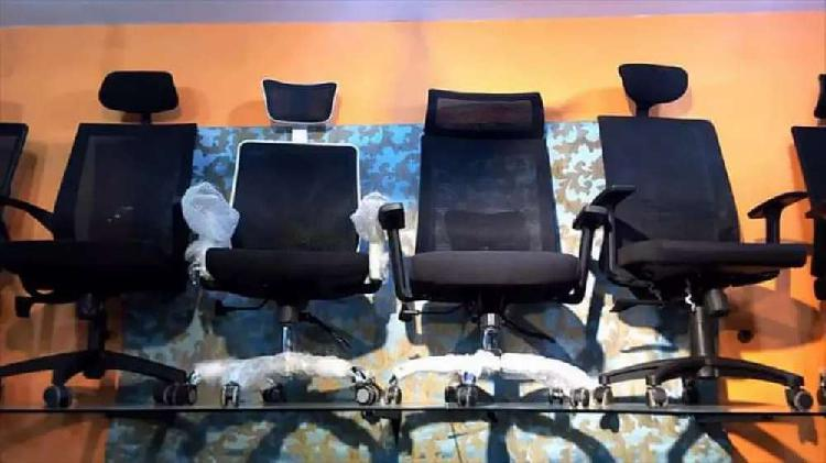 Office chair korean with 1 year *free warranty