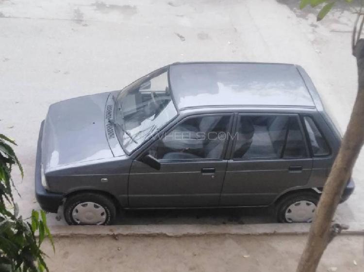 Suzuki mehran vx (cng) 2010