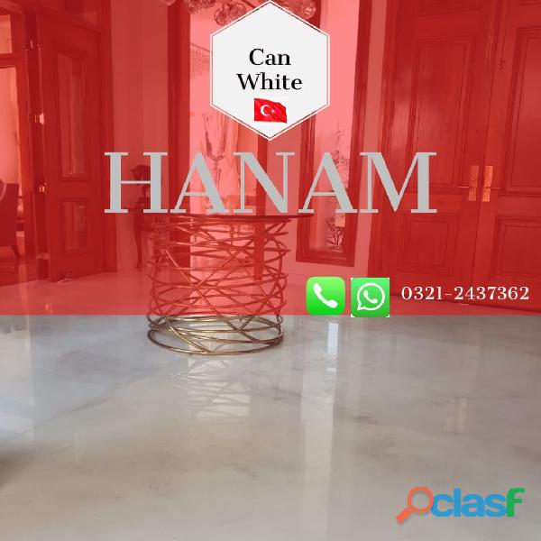 Can White Marble 4