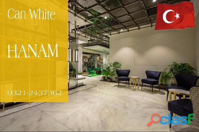 Can White Marble 2
