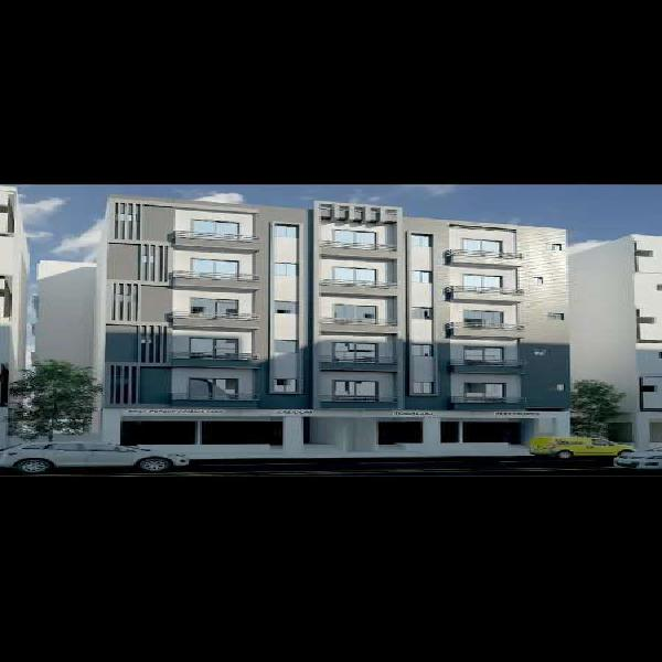 1 Bed Apartment 500sqFt for Installment in Bahria Town