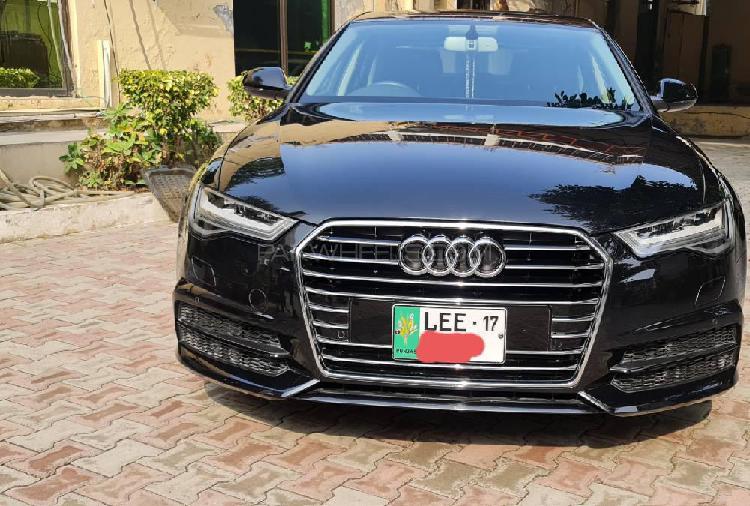Audi a6 1.8 tfsi business class edition 2017