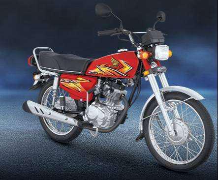 Brand new Honda 125 on easy installments
