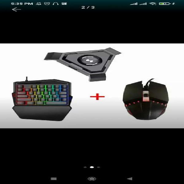 P5 PUBG Mobail phone gamepad controller