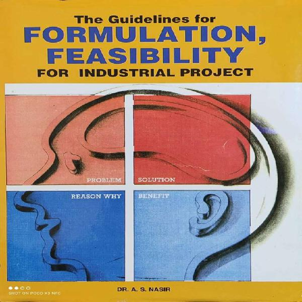 The Guide For Formulation, Feasibility For Industrial