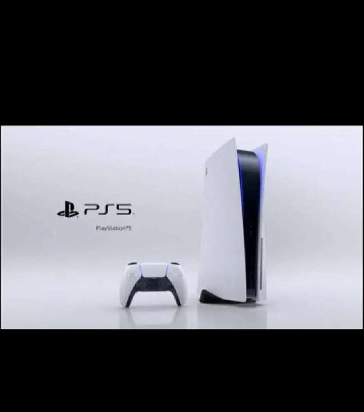 ps5 disc edition console