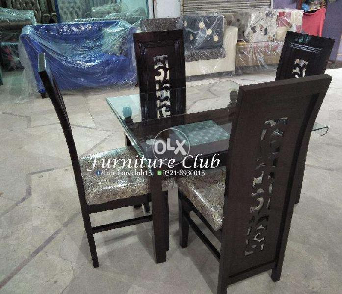 Discount offer dining set brand new sheesham wood