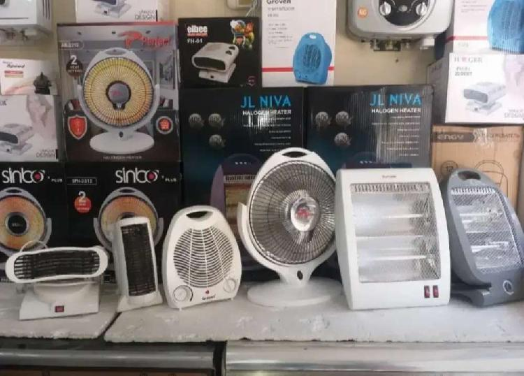 Electric heaters cod services available