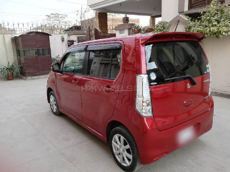 Suzuki wagon r stingray x 2013