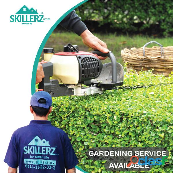 Skillerz handyman service avaliable