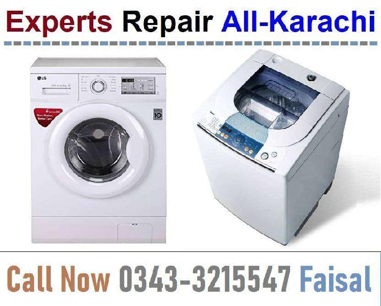Fully automatic washing machine expert repair karachi top &