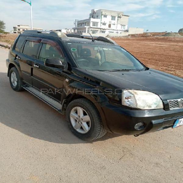 Nissan x trail 2.2 slx 2006