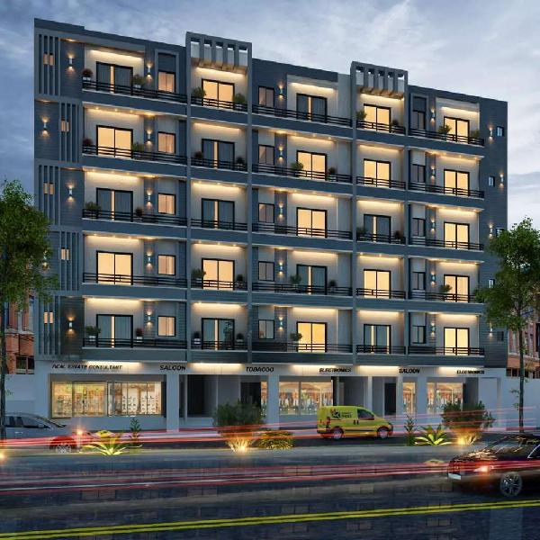 2 bed apartment for sale on easy installments