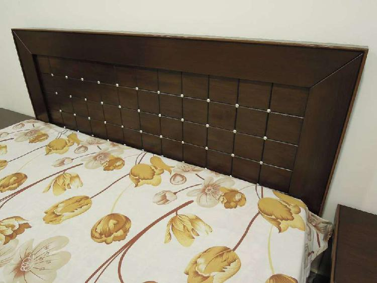 Complete bed set (double bed)