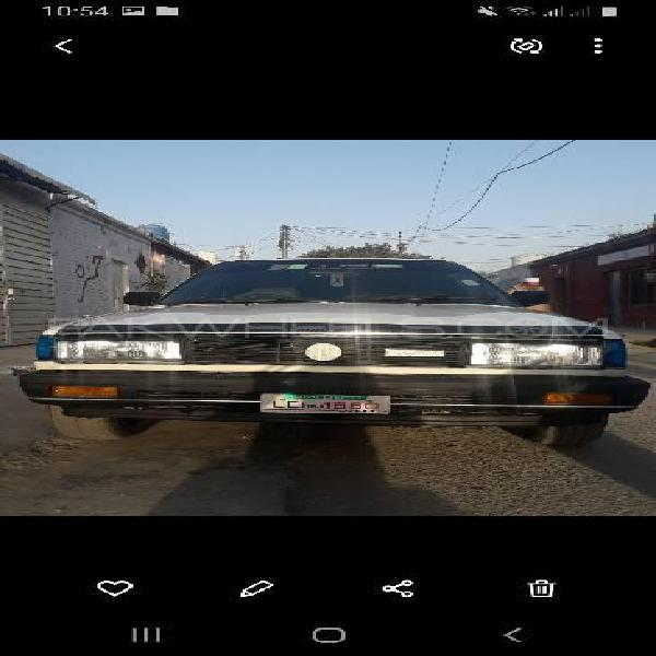 Nissan sunny ex saloon automatic 1.6 1987