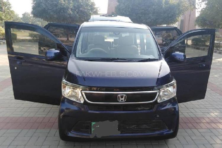 Honda n wgn g l package 2014