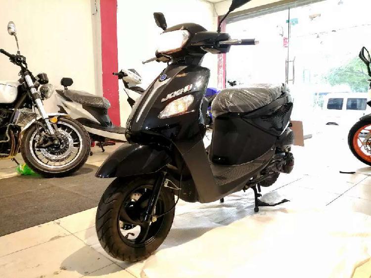 Brand new zero meter custom paid 125cc fully automatic