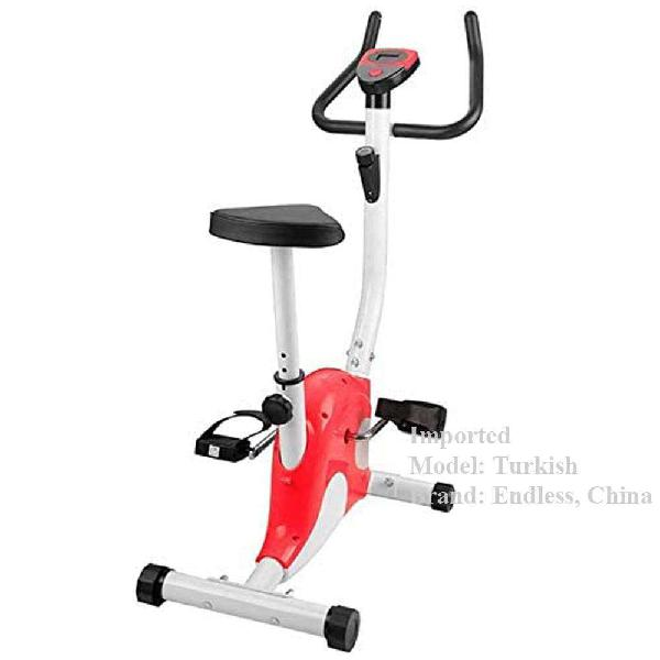Exercise cycle aerobic training, gym bike, use it or lose it