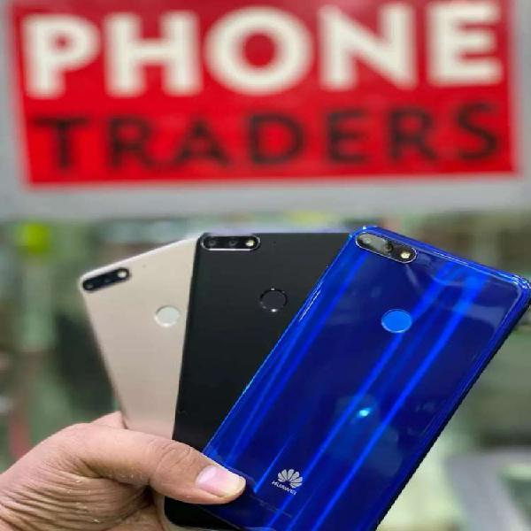 Huawei' Y7PRIME Brand new Untuch PTA approved fresh stock