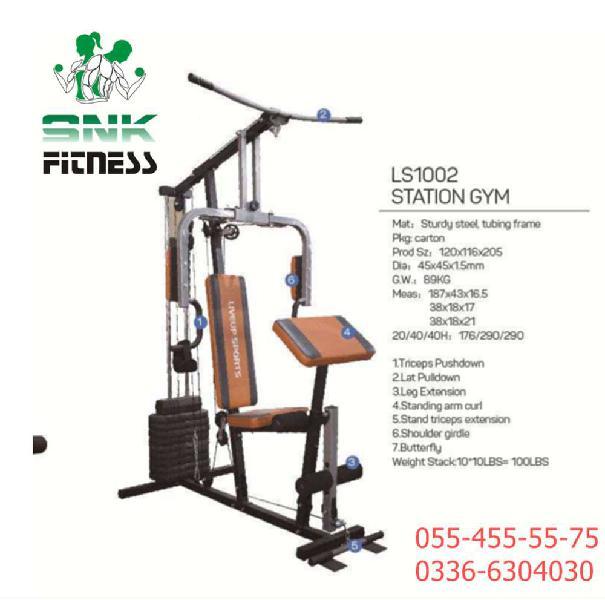 Liveup ls 1002 multi gym single station (100lbs)