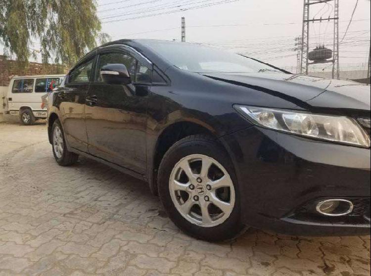 Honda civic vti oriel prosmatic full option (ug) 2014