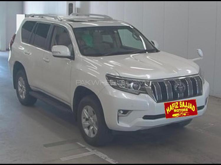 Toyota prado tx 2.7 2018
