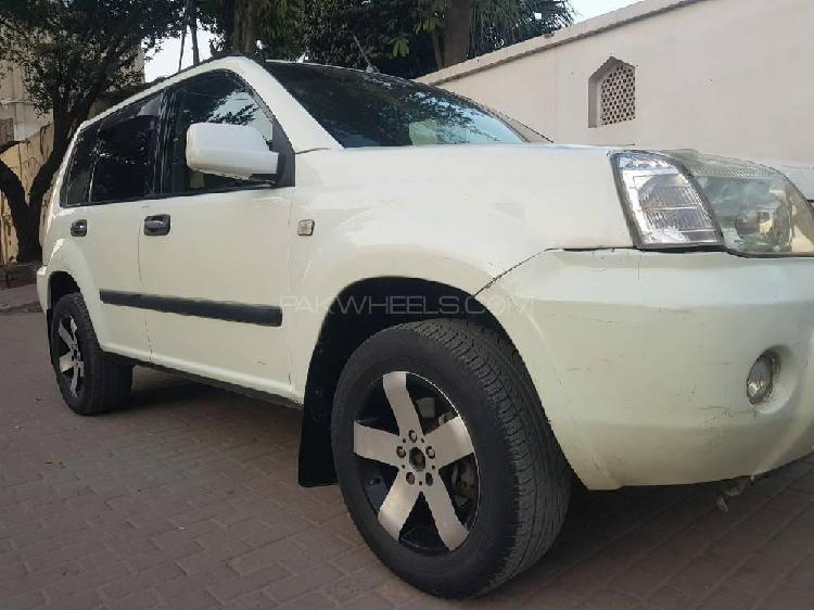 Nissan x trail 2.0 gt 2005