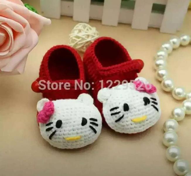 Sale on crochet sandal for your little Princess.