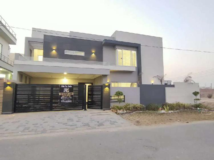 15 Marla Brand New Facing Park House, Wapda Town Phase-1,