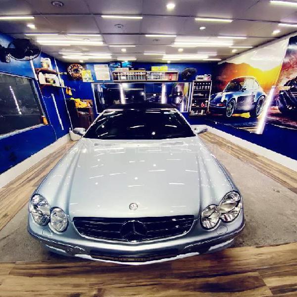 Mercedes benz clk class clk200 kompressor cabriolet 2006
