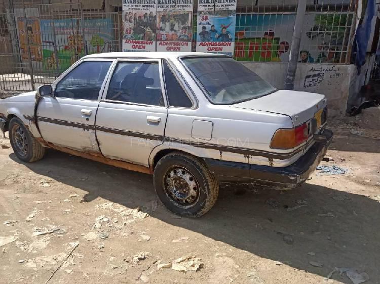 Toyota corona ex saloon 1985