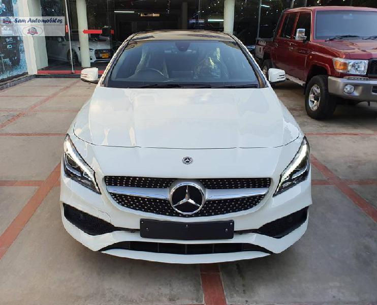 Mercedes benz cla class cla200 2018