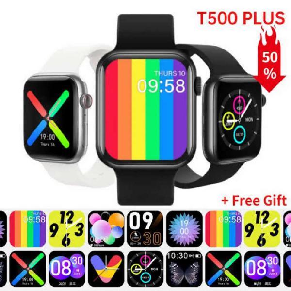 2020 New T500 PLUS Smart Watch 44MM Series 5 Bluetooth Call