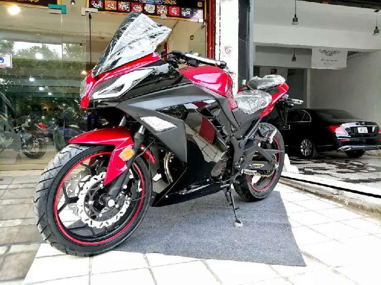 Brand new zero meter 2020 sports racing heavy bikes