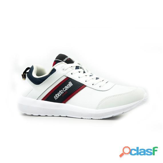 Roberto Cavalli Sneakers Optic White 3
