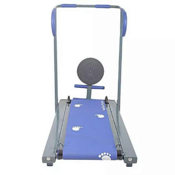 Manual treadmill and gym equipment