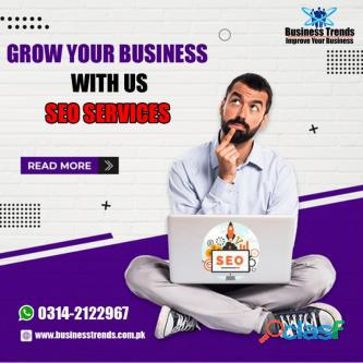 Seo services in karachi, pakistan | 0314 2122967