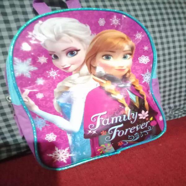 Elsa and anna backpack