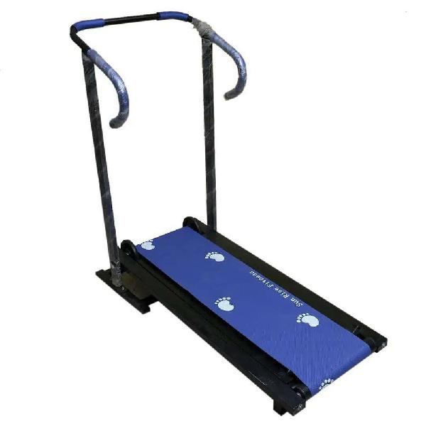 Manual treadmill any folks. in fall and wintry weather we