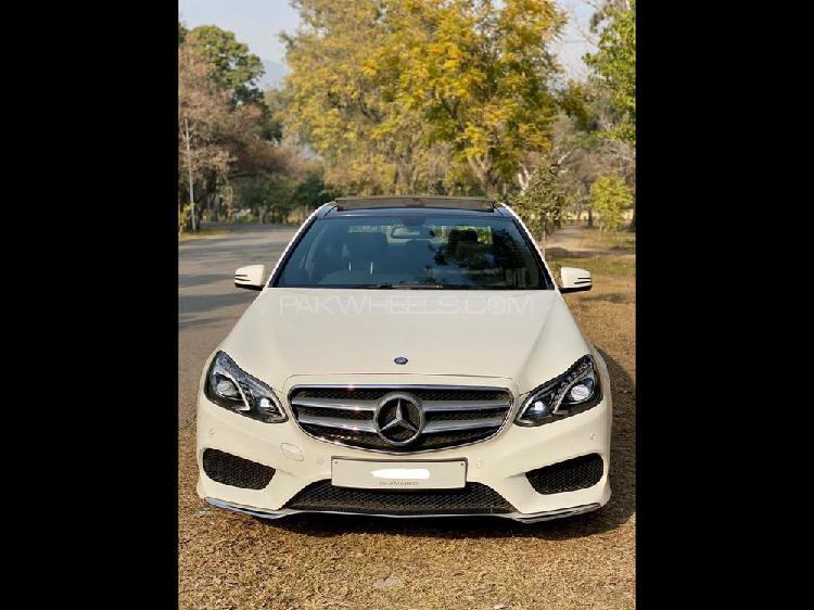 Mercedes benz e class e300 2015