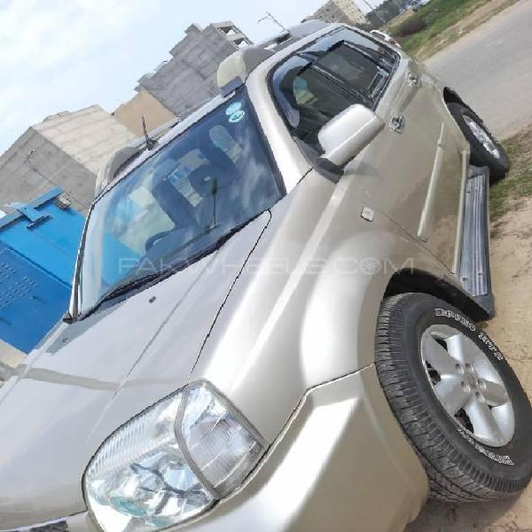 Nissan x trail 2.2 slx 2007