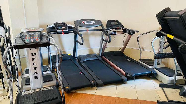 Complete complete exercise gym equipment and accessories