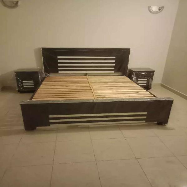 Double bed single bed brand new
