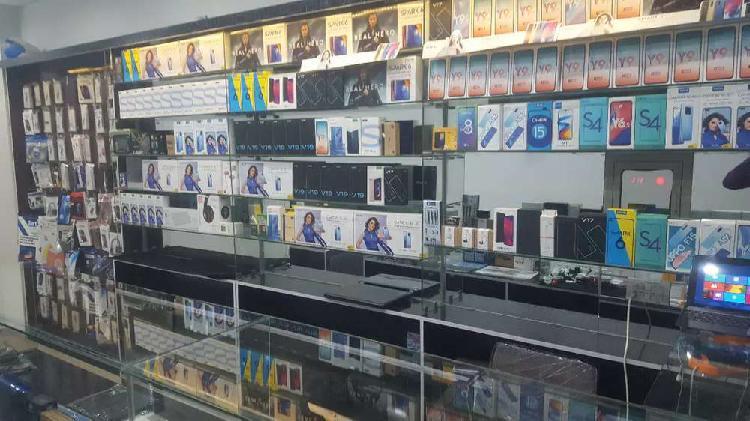 Mobile shop in johar town h3 block