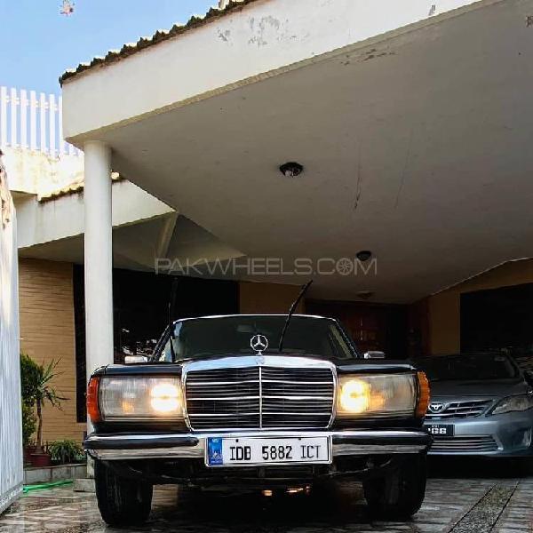 Mercedes benz 200 d 1983