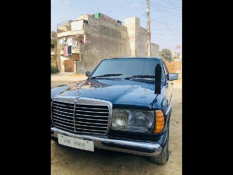 Mercedes benz 250 d 1981