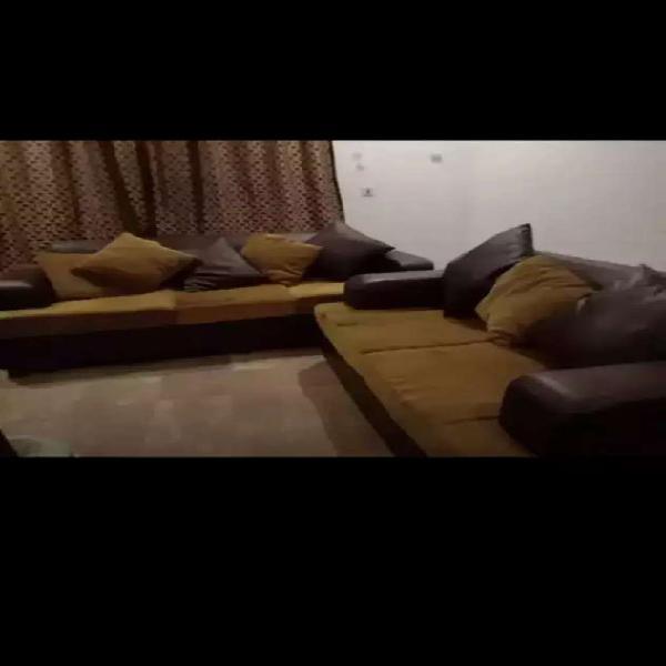 3 2 1 sofa set with cushions