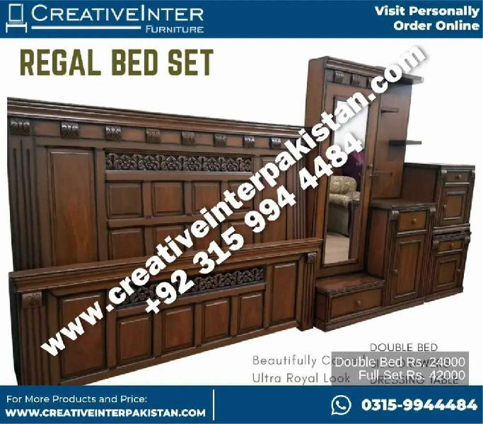 Double bed set single reasnbl sofa table office chair dining